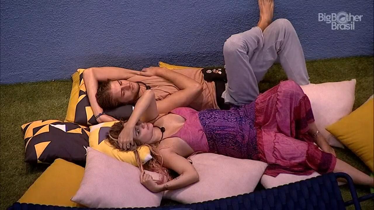 Daniel desabafa com Marcela sobre quarto branco: 'Queria ir'