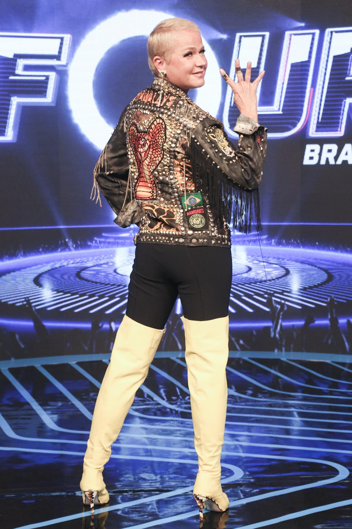 Xuxa comenta estreia da Sabrina aos domingos: 'Está vindo com um programa bem diferente!'