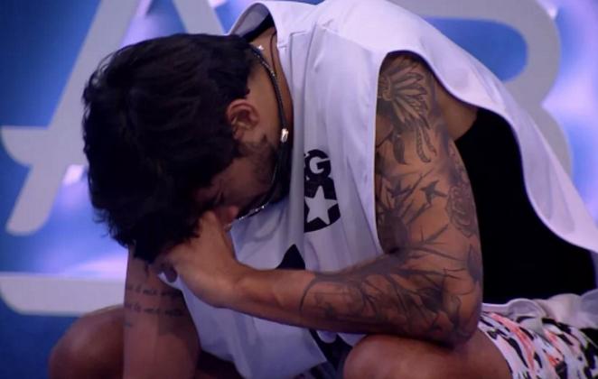 BBB: Após problemas técnicos, Guilherme vence prova do anjo. Manu e Pyong estão no monstro