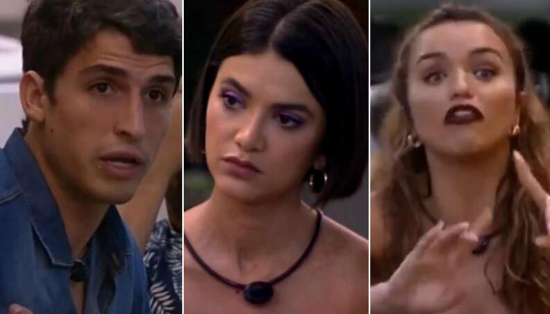 Rafa, Prior e Manu protagonizam briga após saída de Guilherme