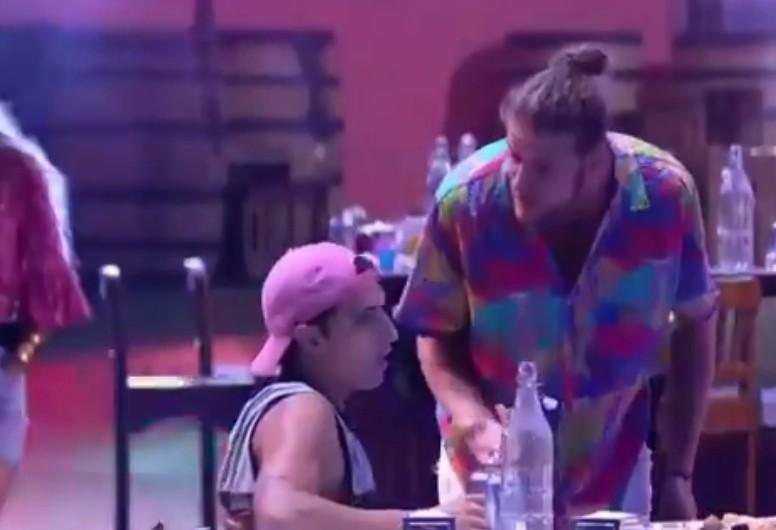 BBB: Prior decide perder tantas estalecas quanto Daniel