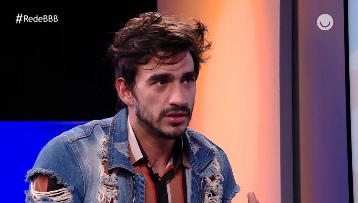 Guilherme tenta justificar teste de fidelidade: 'Estava tentando proteger o Lucas'