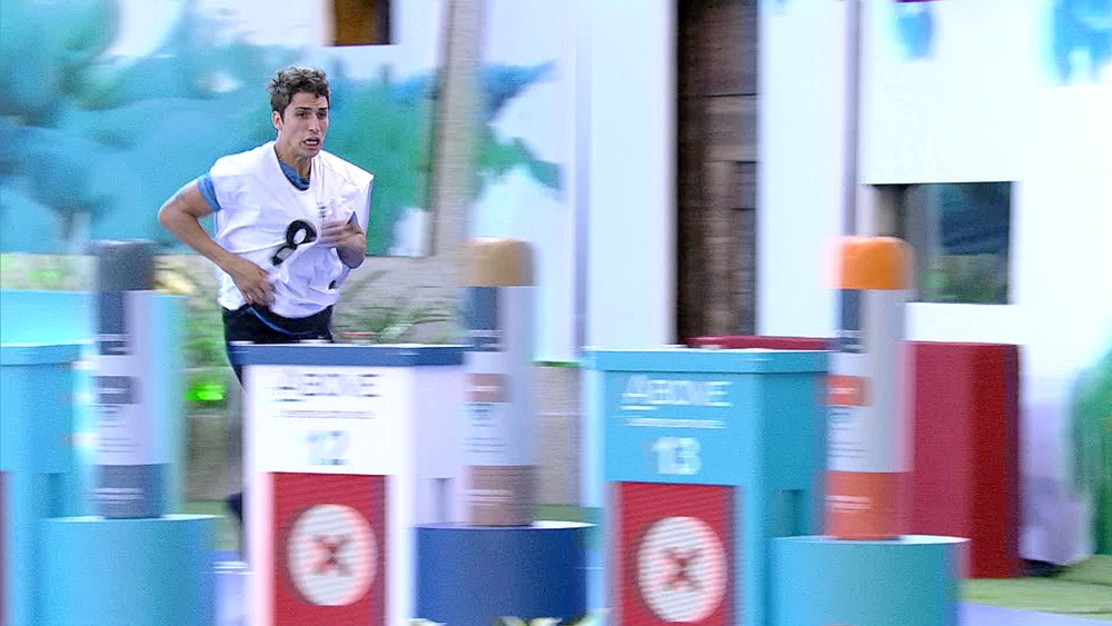 Prior vence a prova do líder no BBB20