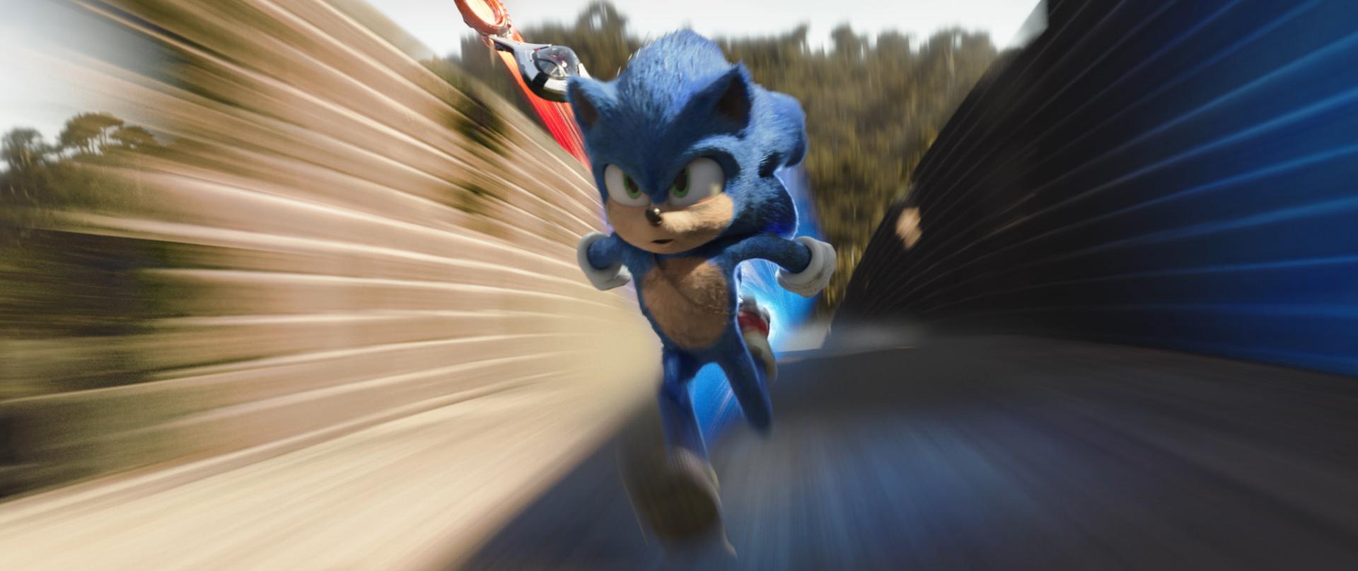 'Sonic, o filme' estará disponível nas plataformas digitais em 22 de abril