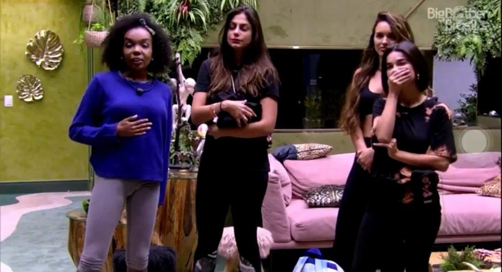 Big Boss 'trolla' as sisters sobre final do BBB20
