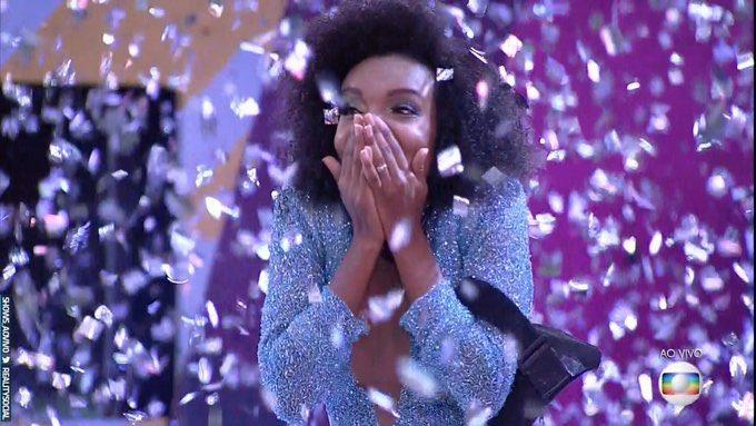 Thelma Regina vence o Big Brother Brasil 20