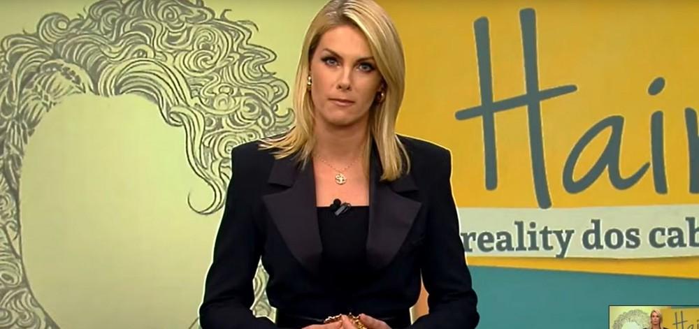 """Ana Hickmann se desculpa após anuncio errado de vencedor de reality """"Errar é humano"""""""