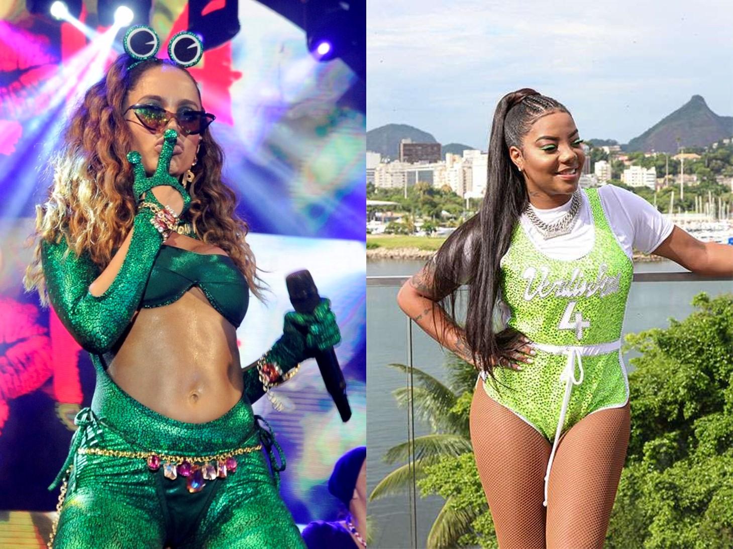 Anitta x Ludmilla: Divas lutam por suas favoritas no BBB