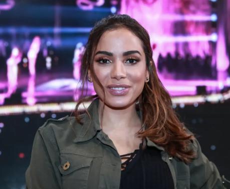 Anitta entra para o elenco de novela da Globo