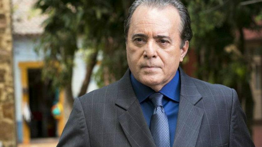 Tony Ramos passa mal e dá entrada em hospital de Búzios