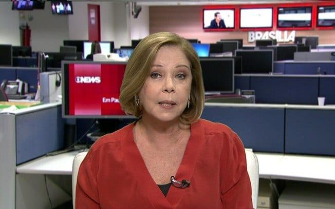 Comentarista da GloboNews solta palavrão ao vivo