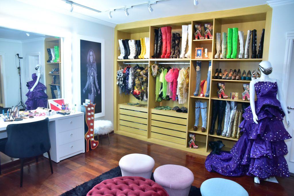 Closet de Joelma