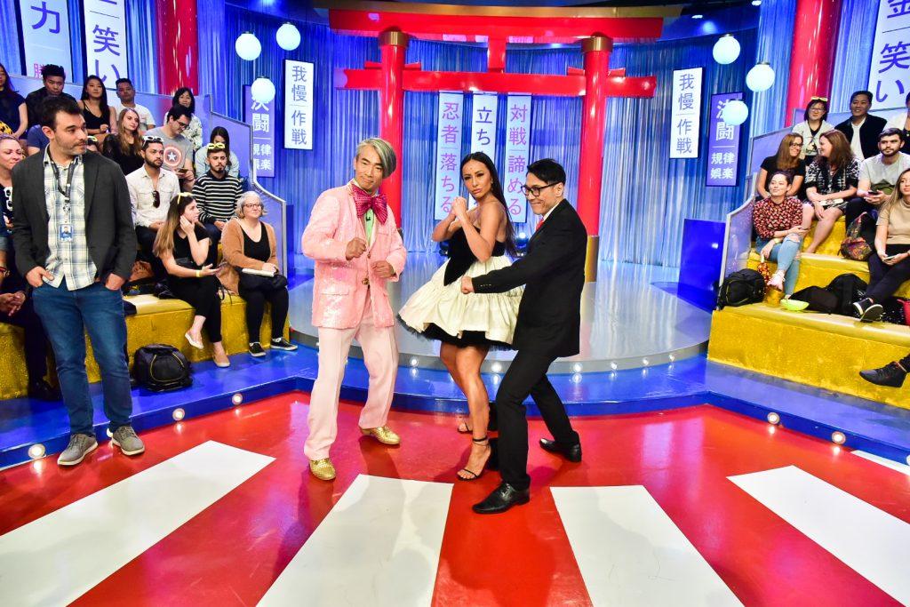 Sabrina Sato com Yoshi e Mr. Fu- Foto Leo Franco/ Agnews