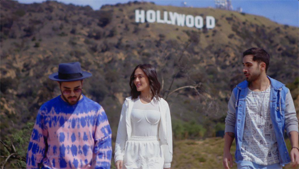 Melim lança álbum gravado em Hollywood