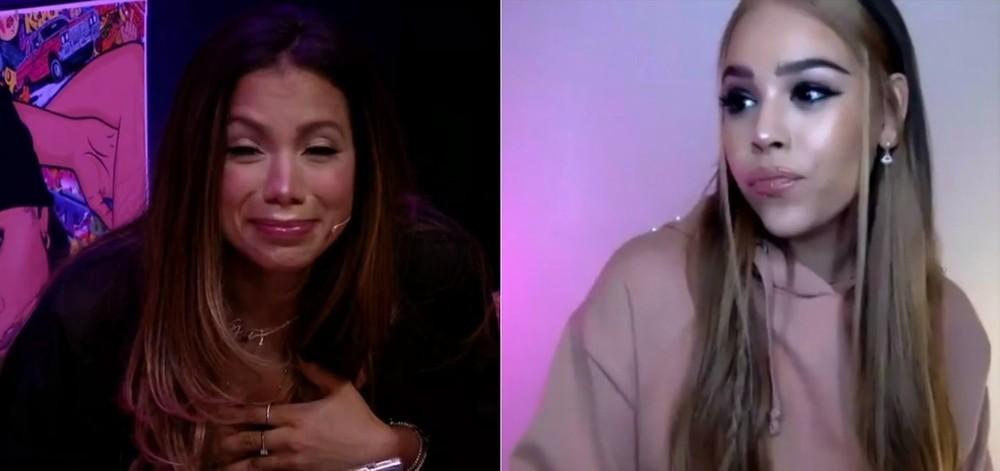 Anitta e Danna Paola