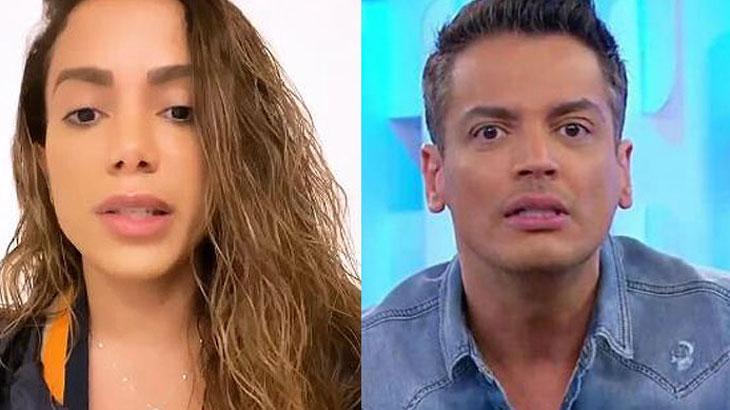 """Leo Dias fala sobre Anitta: """"Eu não vejo problema nenhum em quem sobe na vida usando o corpo"""""""