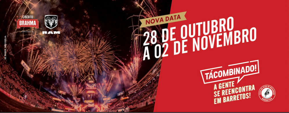 Nova data de Barretos