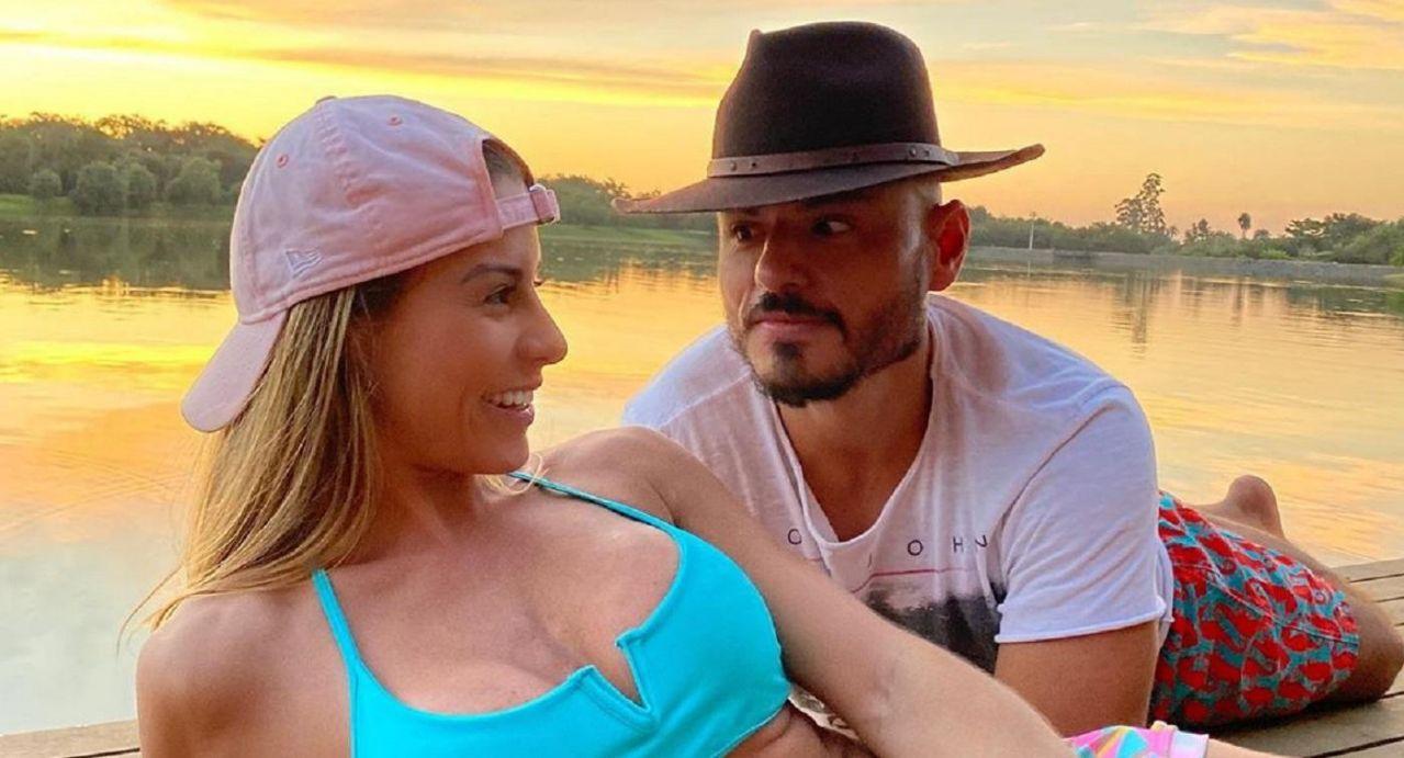 """Após expor ex panicat em festa durante quarentena, Carlinhos Mendigo declara """"Ficou brava comigo"""""""