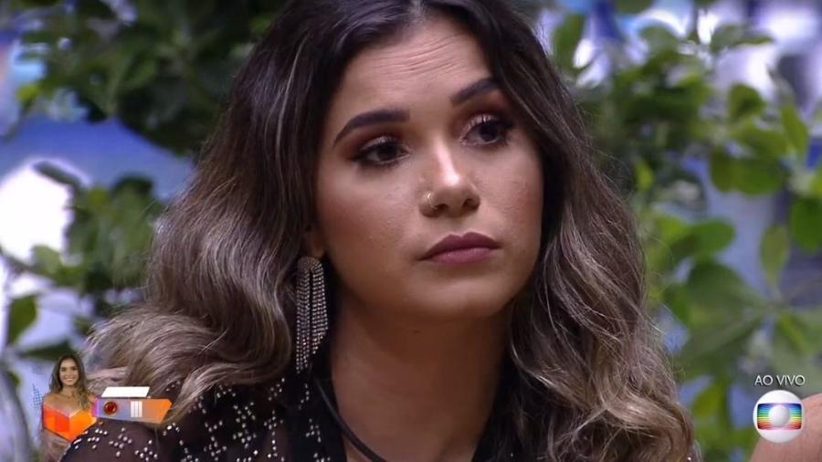 Gizelly revela decepção com Guilherme pós BBB