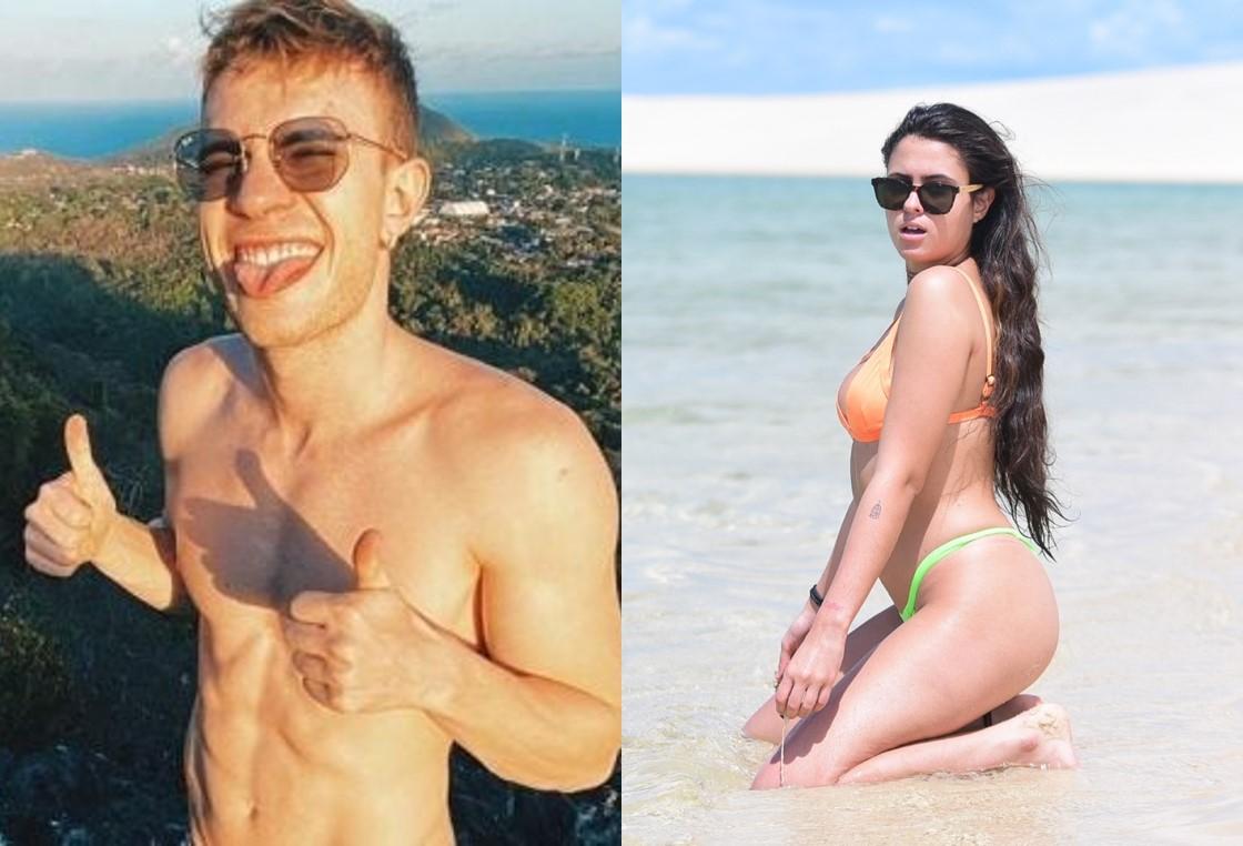 Leo Picon e Hana Khalil voltam ao De Férias com o Ex