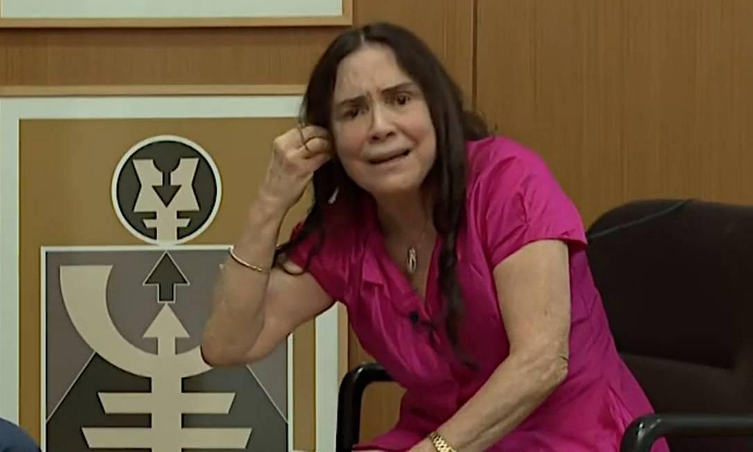 Regina Duarte ganha cargo no governo para não ficar 'desamparada'