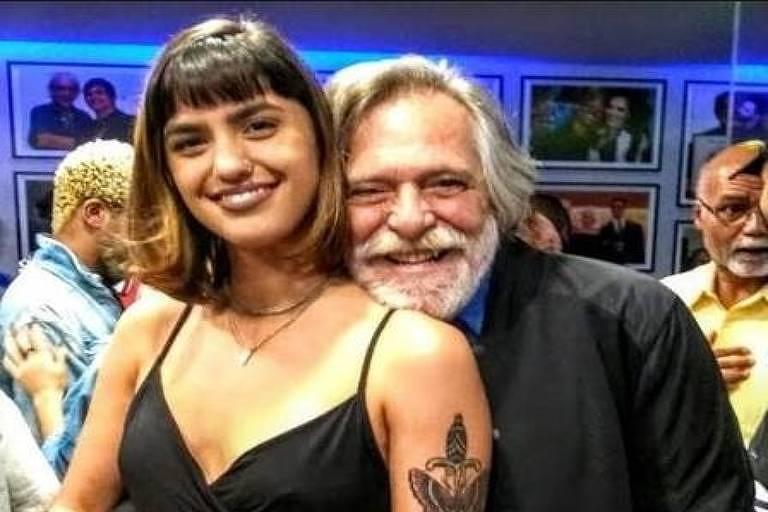 Carol e José de Abreu
