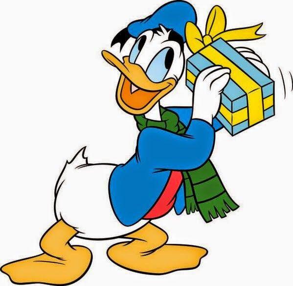 Disney comemora o aniversário de Pato Donald