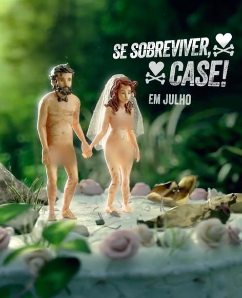 Multishow lança reality parecido com Largados e Pelados
