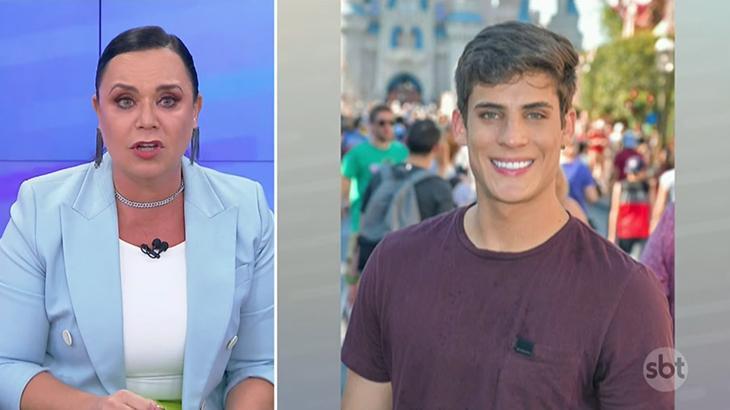 Flor tritura namorado da mãe de Neymar 'Lamento pela Nadine'