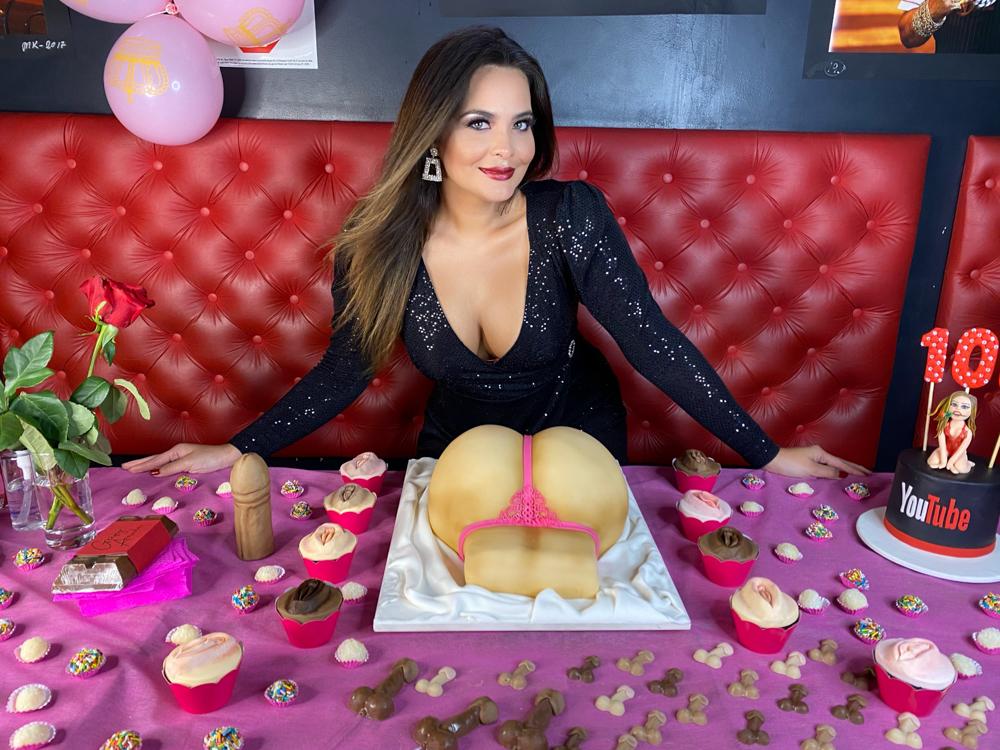 Geisy arruda no seu aniversário de 31 anos - fotos: Cauê Garcia / Divulgação