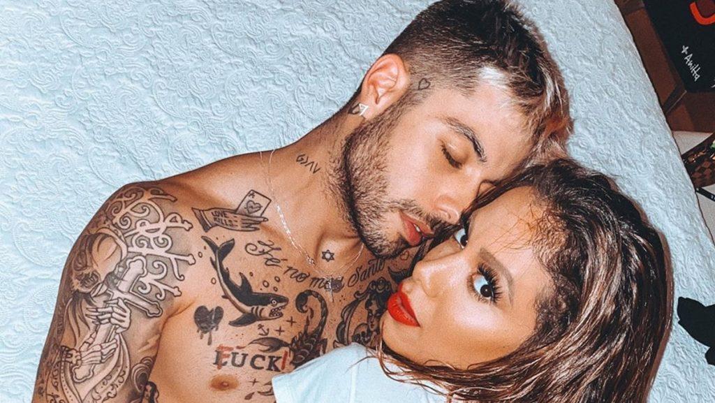 Gui Araújo explica notícias de término com Anitta