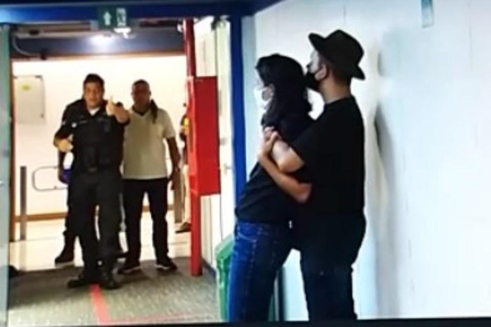 Repórter da Globo foi feita refém por fã de apresentadora