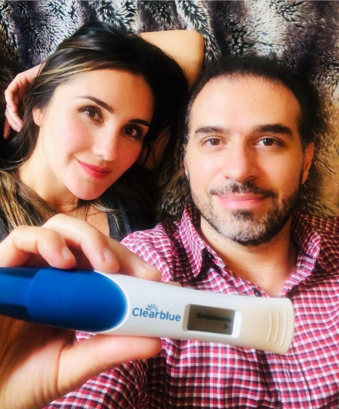 Bebe Rebelde! Dulce Maria anuncia gravidez