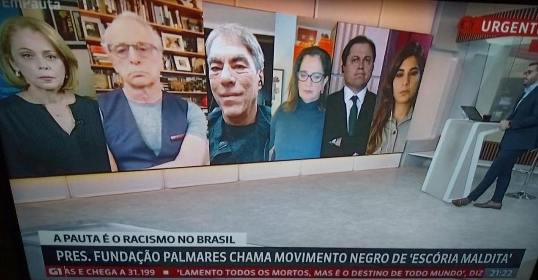 GloboNews é criticada por racismo em cobertura nos EUA