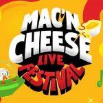 Live Festival Mac´n Cheese – Whindersson, Lexa, Karol Conka, Naiara Azevedo e Pedro Sampaio