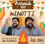 Live Arraiá dos Menotti