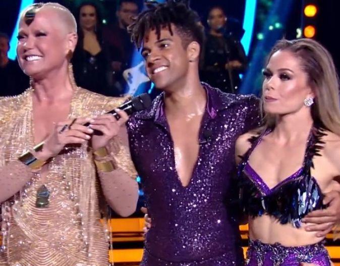 Vinicius D´Black venceu o Dancing Brasil