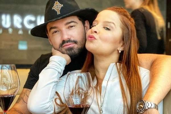 De novo… Maiara e Fernando terminam namoro