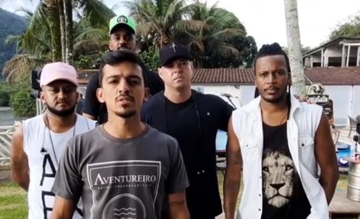 Live é invadida por operação policial no Rio