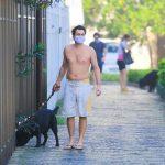 Felipe Dylon justifica passeios durante a quarentena