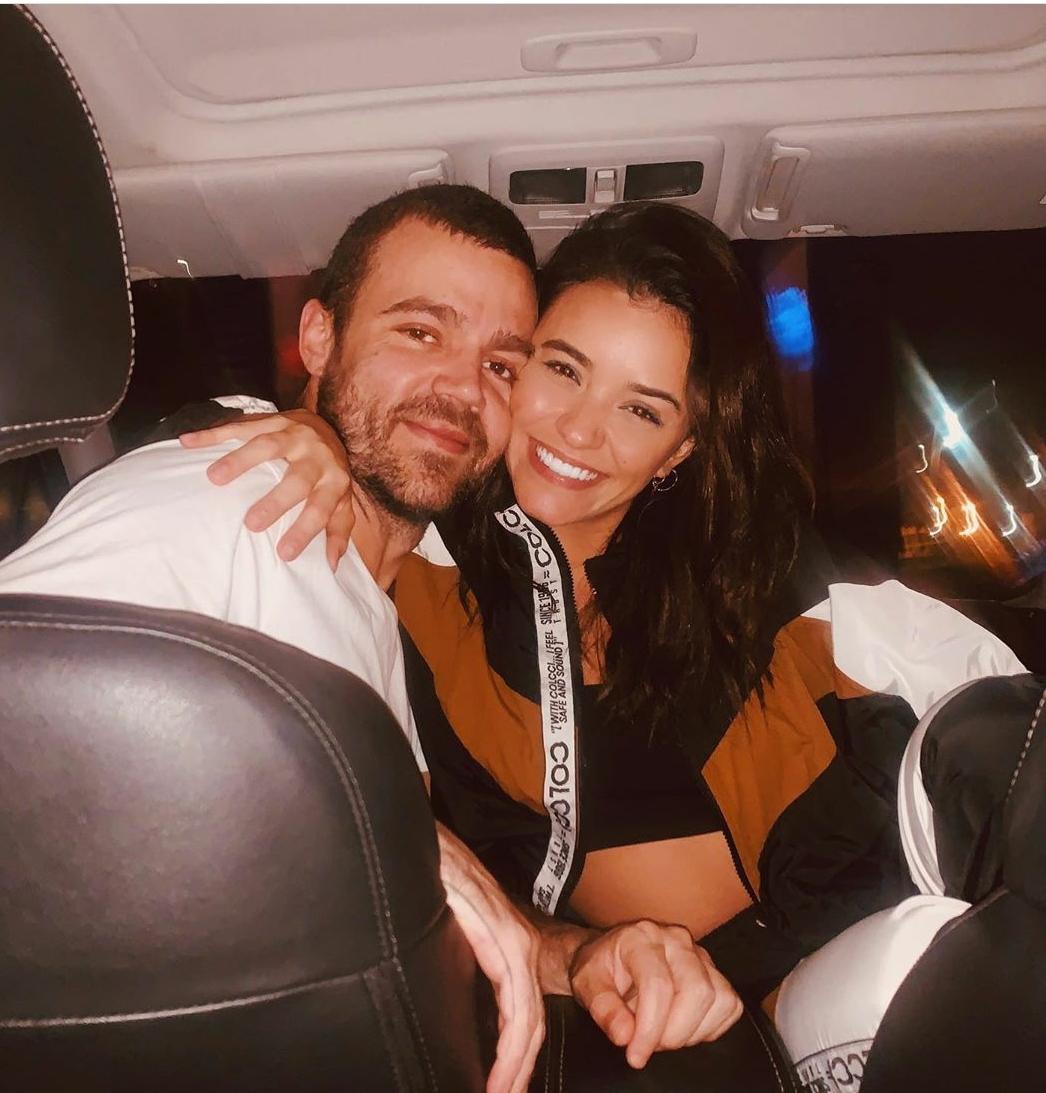 Atriz de Malhação, Talita Younan, está grávida de ex marido de Regiane Alves