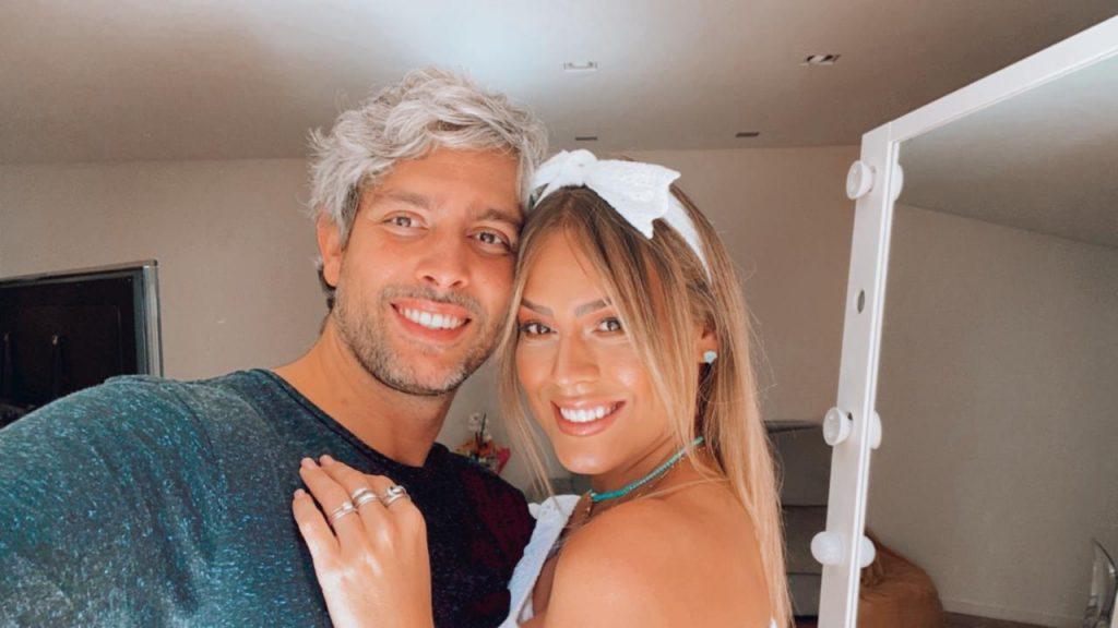 Isabella Cecchi está namorando Pedro Orduña