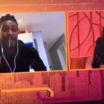 Bizarro! Vocalista do Pixote, Dodô sofre incidente ao vivo na TV