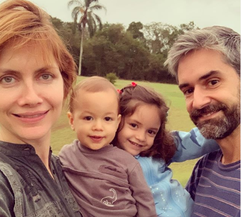 Ana Claudia Michels comenta saída do marido, Augusto Botelho, de programa da CNN
