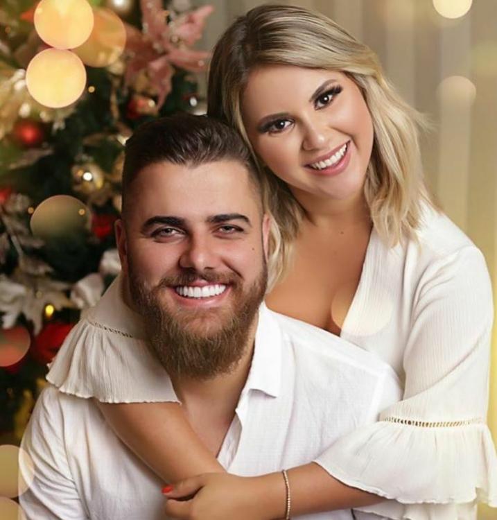 Esposa de Zé Neto atualiza estado de saúde do marido com Covid 19