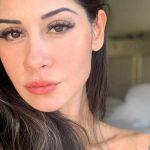 Mayra Cardi nega ter recebido liminar sobre Arthur Aguiar