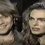 Bruna Lombardi lembra fora em Bon Jovi