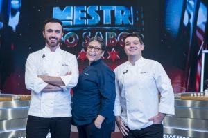 Globo exibe propaganda da concorrente no Mestre do Sabor