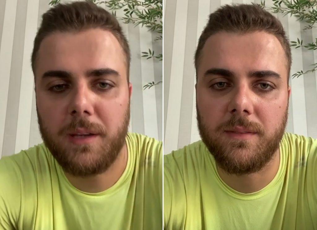 Zé Neto se desculpa com fãs