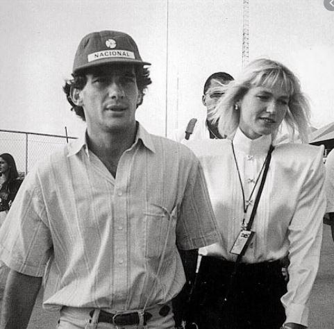 """Eitaaaa!!! Xuxa relembra primeira vez com Ayrton Senna """"Sai com menos 2 quilos"""""""